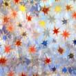 立川 美圭:きおく - 物や人、様々なカタチの記憶をイメージして描く【テンペラ、水彩など/F25号縦(80.5×65.0)】