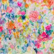 岡田敬子:かおるのはすきまから - ふわっとかおるような花を表現してみました 2010年 女子美術大学絵画学科洋画専攻卒業 現在高等学校美術非常勤講師【242×333mm/水彩、アクリル、紙、パネル】