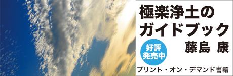 極楽浄土のガイドブック写真・文:藤島 康 臨死体験や夢の中の事象をもとに、写真とことばでつづる「死後世界」のイメージ。死への不安が消え、来世への希望の光が見える、ビジュアル版スピリチュアルブック。